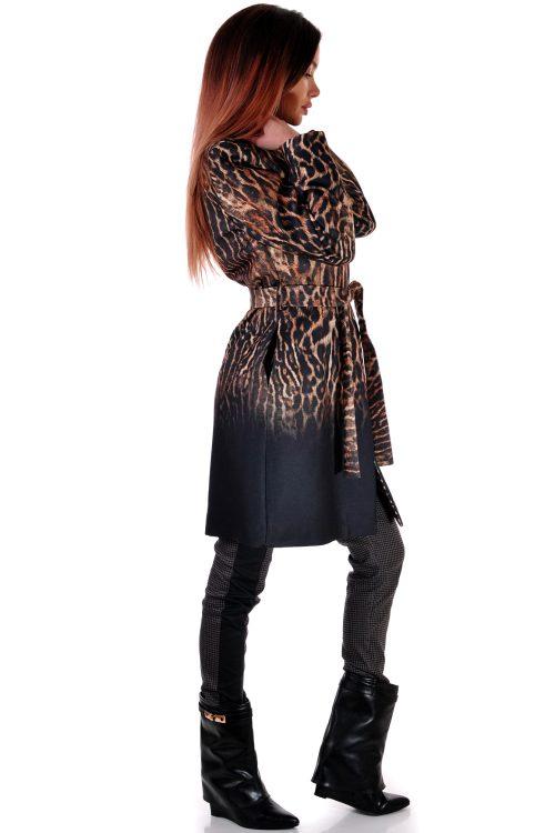 леопардово манто