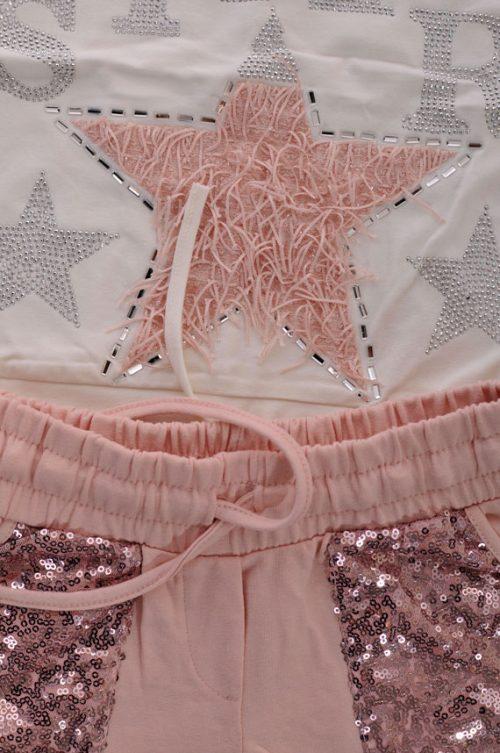 панталонки и блузка
