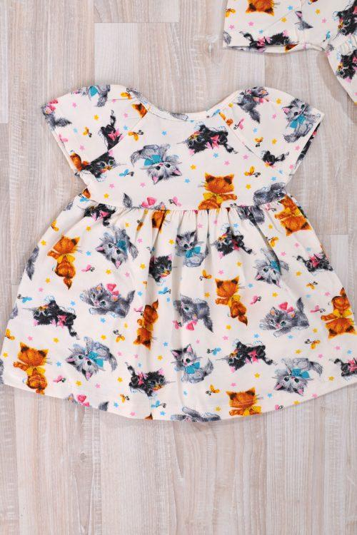 рокля детска бебешка