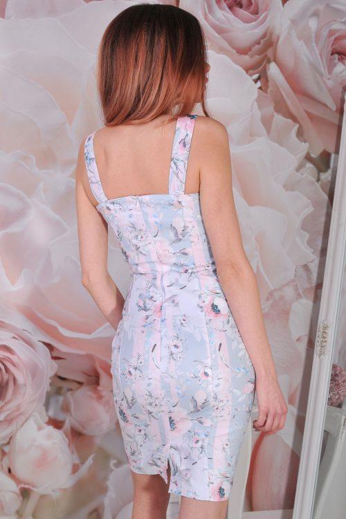 рокля къса