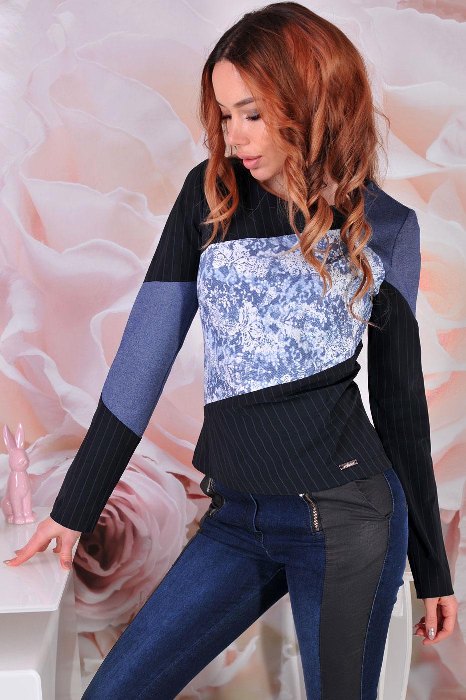 дамска българска блуза