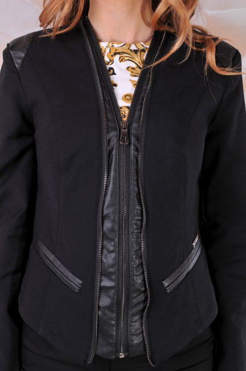 дамско сако с ръкави