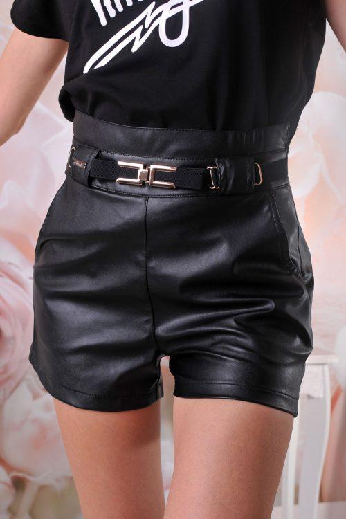 черни панталонки къси