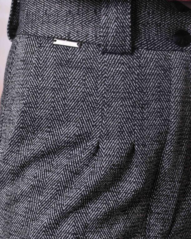 панталон с ламе