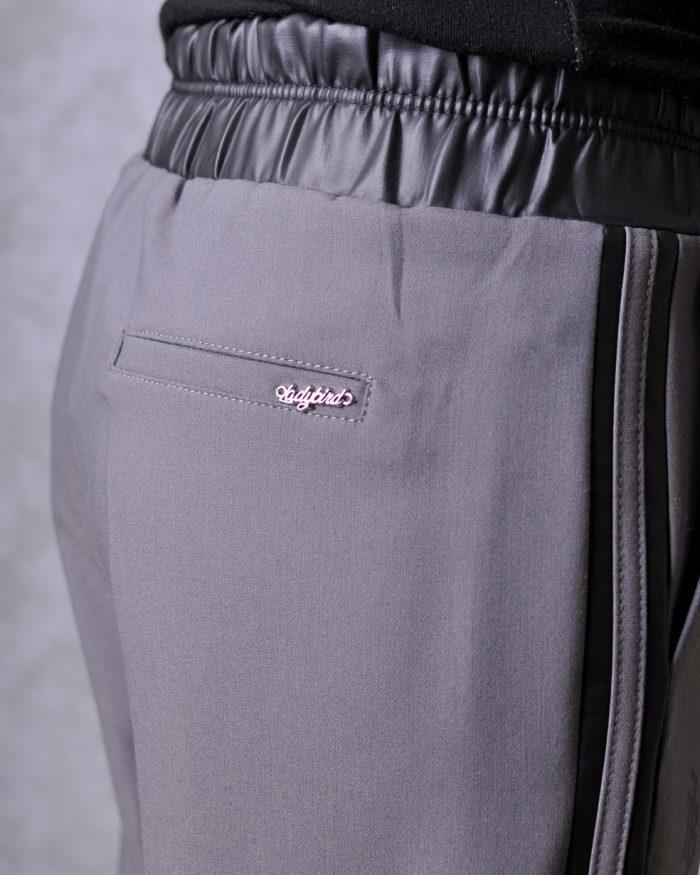 дамски панталон с ръб
