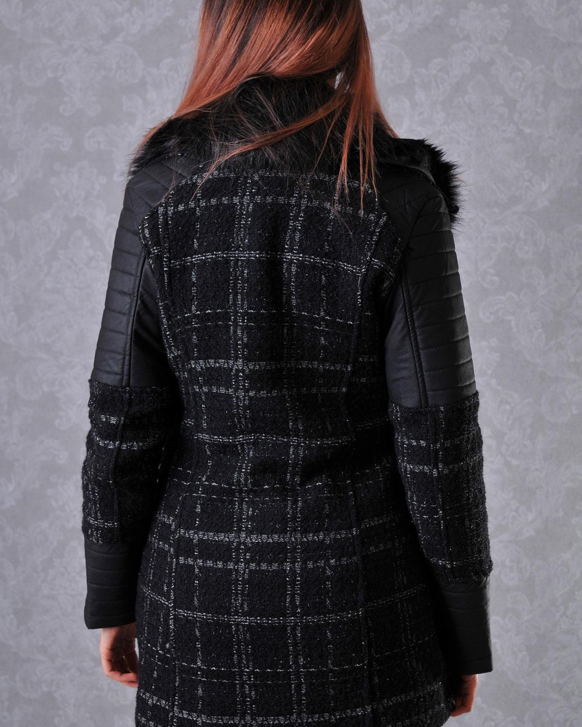 палто с яка