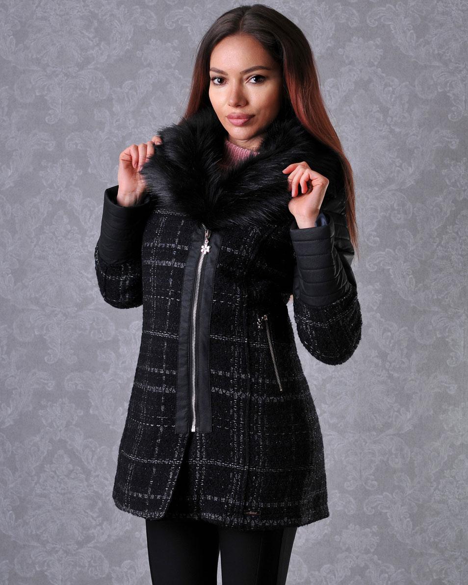 палто с вата