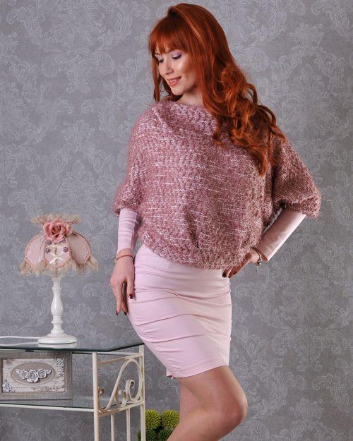 рокля от плетиво