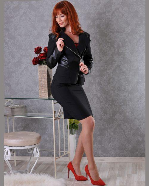 дамски сет пола сако