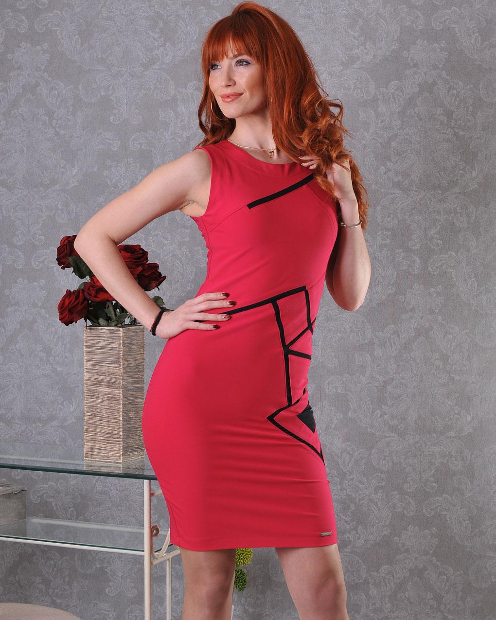 секси рокля