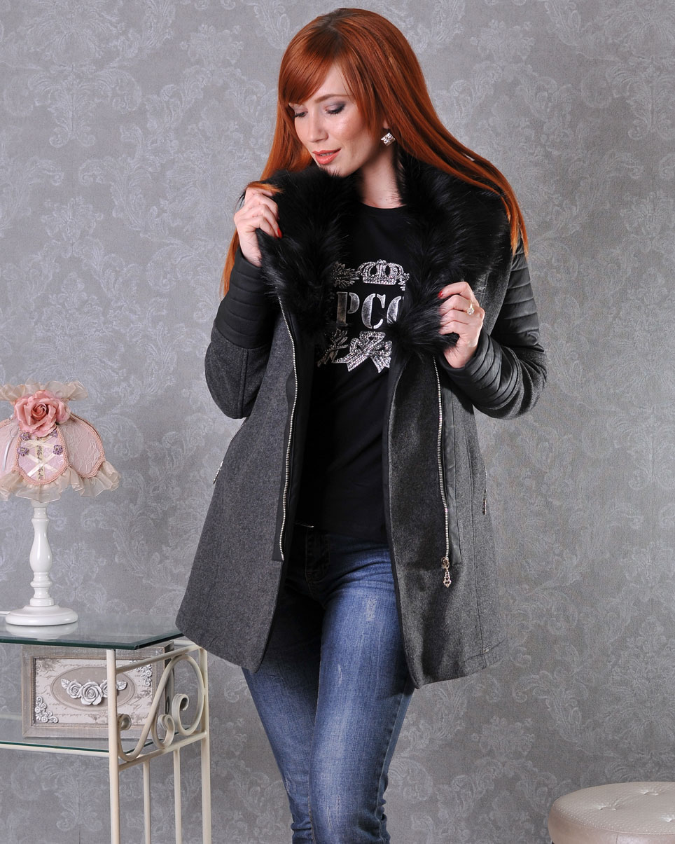 зимно палто