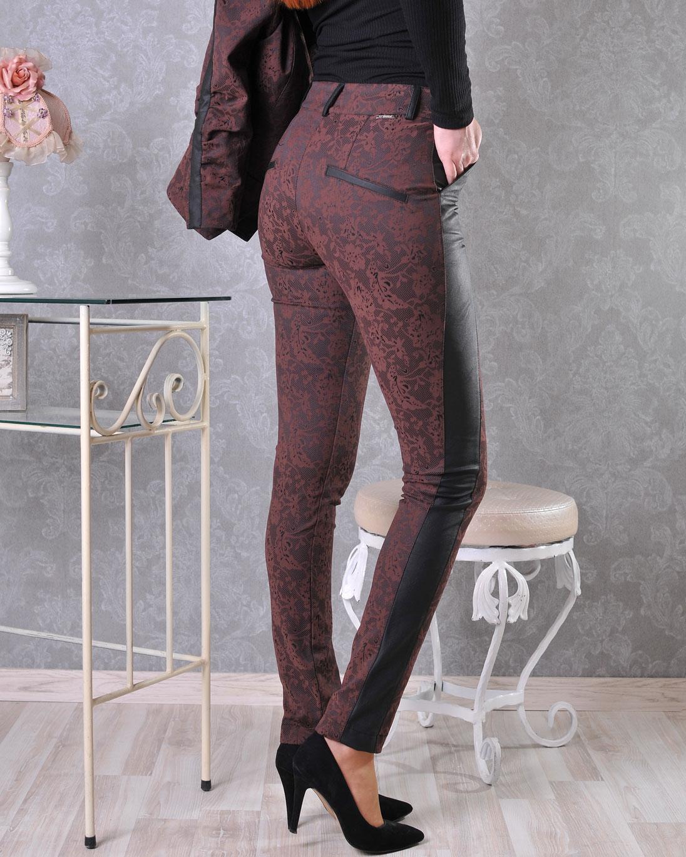 дамски панталон с кант
