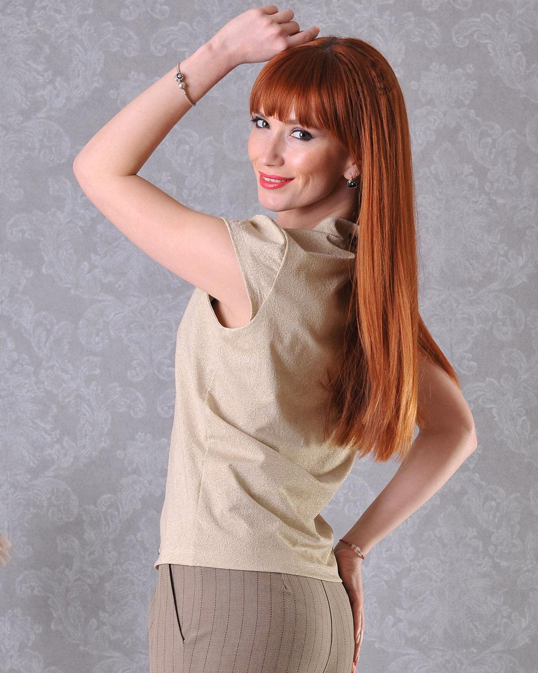 блузка за лятото