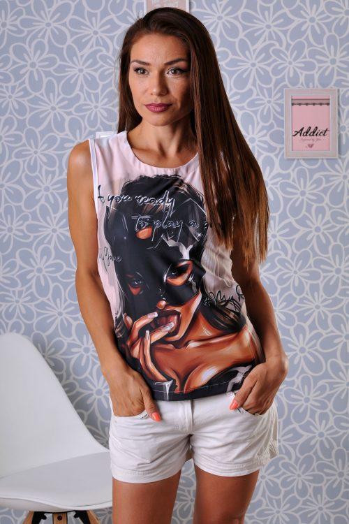 българска блузка
