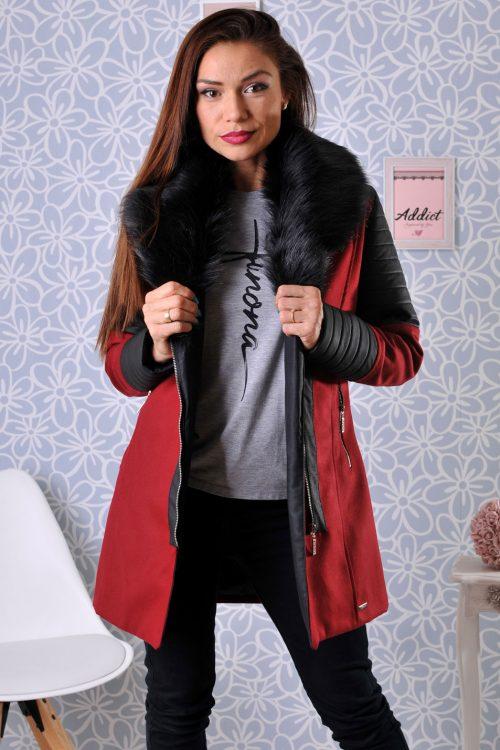 зимно палтенце